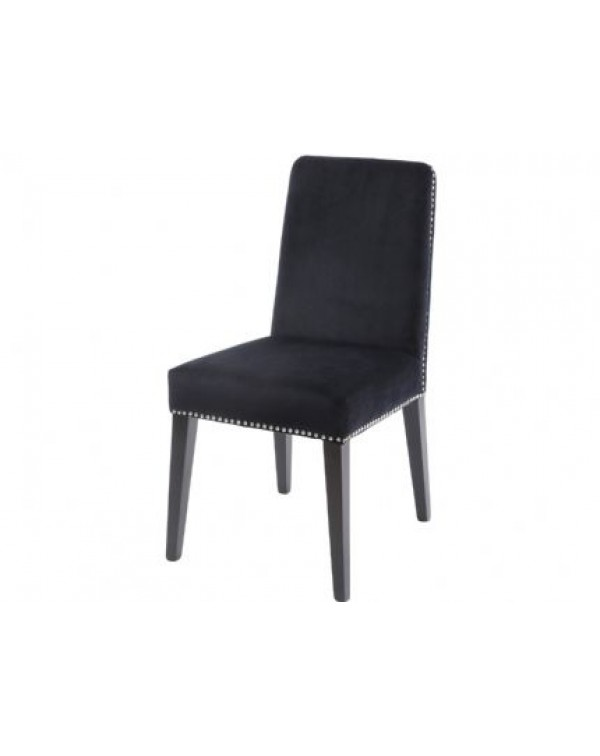 Libra Midnight Navy Dining Chair